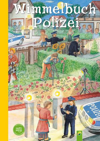 Grosse wimmelbuch polizei u1