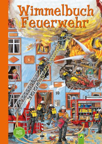 Wimmelbuch feuerwehr u1