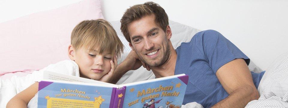 Vater und Sohn - Wortschatzerweiterung beim Lesen