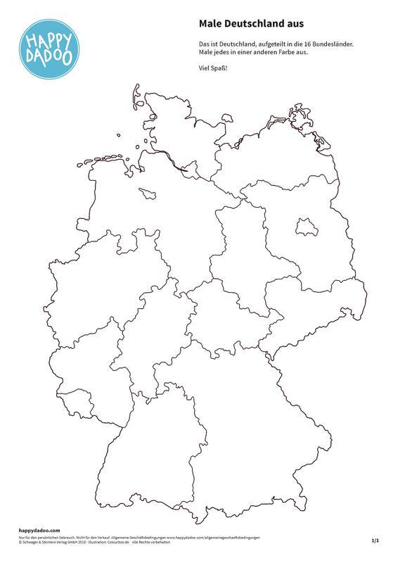 Content d247 malen ausmalen landkarte happydadoo