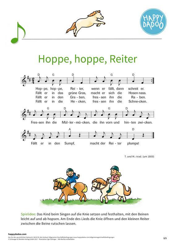 Content spielanleitung hoppe hoppe reiter happydadoo